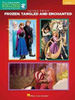 Various - Songs from Frozen, Tangled and Enchanted: Easy Piano CD Play-Along Volume 32 (Hal Leonard Easy Piano Play-Along) - 9781480387201 - V9781480387201