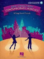 Various - Kids' Songs from Contemporary Musicals: 16 Songs from 8 Musicals - 9781480395220 - V9781480395220