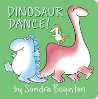 Boynton, Sandra - Dinosaur Dance! - 9781481480994 - V9781481480994