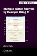 Pagès, Jérôme - Multiple Factor Analysis by Example Using R (Chapman & Hall/CRC The R Series) - 9781482205473 - V9781482205473