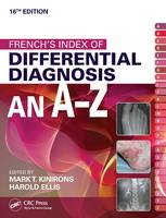 - French's Index of Differential Diagnosis An A-Z 16th Edition - 9781482230703 - V9781482230703