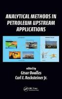 - Analytical Methods in Petroleum Upstream Applications - 9781482230864 - V9781482230864
