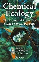- Chemical Ecology: The Ecological Impacts of Marine Natural Products - 9781482248807 - V9781482248807