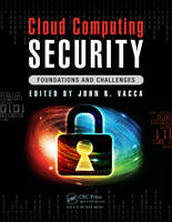 - Cloud Computing Security: Foundations and Challenges - 9781482260946 - V9781482260946