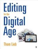 Lieb, Thom A. - Editing for the Digital Age - 9781483306544 - V9781483306544