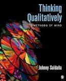 Johnny Saldana - Thinking Qualitatively: Methods of Mind - 9781483349831 - V9781483349831