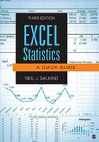 Salkind, Neil J. - Excel Statistics: A Quick Guide - 9781483374048 - V9781483374048
