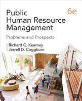 - Public Human Resource Management: Problems and Prospects - 9781483393452 - V9781483393452