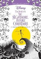 DBG - Art of Coloring: Tim Burton's The Nightmare Before Christmas: 100 Images to Inspire Creativity - 9781484789742 - V9781484789742