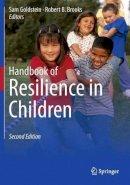 - Handbook of Resilience in Children - 9781489975560 - V9781489975560
