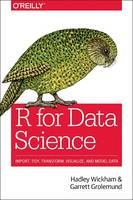 Wickham, Hadley, Grolemund, Garrett - R for Data Science: Import, Tidy, Transform, Visualize, and Model Data - 9781491910399 - V9781491910399