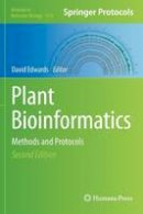 - Plant Bioinformatics: Methods and Protocols (Methods in Molecular Biology) - 9781493931668 - V9781493931668