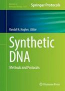 - Synthetic DNA: Methods and Protocols (Methods in Molecular Biology) - 9781493963416 - V9781493963416