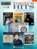 Hal Leonard Corp. - Today's Hits: Piano Play-Along Volume 132 (Hal Leonard Piano Play-Along) - 9781495027949 - V9781495027949