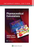 Ansel PhD, Howard C., Stockton PhD  RPh, Shelly Janet Prince - Pharmaceutical Calculations - 9781496339621 - V9781496339621