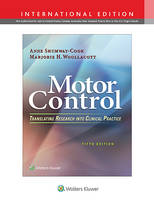 Shumway-Cook, Anne - Motor Control International Edition - 9781496347725 - V9781496347725