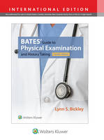 Bickley, Lynn S. - Bates' Guide to Physical Examination and History Taking - 9781496350299 - V9781496350299