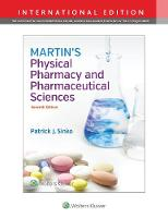 Sinko, Patrick J. - Martin's Physical Pharmacy and Pharmaceutical Sciences - 9781496353443 - V9781496353443