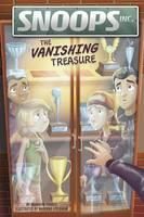 Terrell, Brandon - The Vanishing Treasure (Snoops, Inc.) - 9781496543493 - V9781496543493