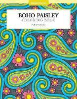 Coloring Books - Boho Paisley Coloring Book (Color Studio) - 9781497200012 - V9781497200012