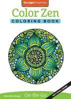 Harper, Valentina - Color Zen Coloring Book: On-The-Go! - 9781497200326 - V9781497200326