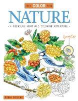 Robin Pickens - Seek, Color, FindNature: A Treasure Hunt and Coloring Adventure - 9781497201491 - V9781497201491
