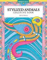 Debra Valencia - Stylized Animals Coloring Book - 9781497201620 - V9781497201620