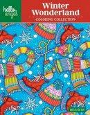 Angelea Van Dam - Hello Angel Winter Wonderland Coloring Collection (Hello Angel Coloring Collection) - 9781497201972 - V9781497201972