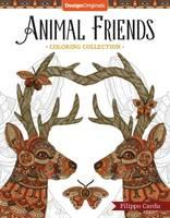 Filippo Cardu - Animal Friends Coloring Collection (Filippo Cardu Coloring Collection) - 9781497202160 - V9781497202160