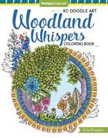 Krisa Bousquet - KC Doodle Art Woodland Whispers Coloring Book - 9781497202818 - V9781497202818