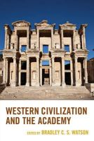 - Western Civilization and the Academy - 9781498517553 - V9781498517553
