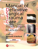 - Manual of Definitive Surgical Trauma Care, Fourth Edition - 9781498714877 - V9781498714877