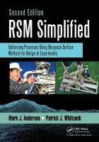 Anderson, Mark J., Whitcomb, Patrick J. - RSM Simplified: Optimizing Processes Using Response Surface Methods for Design of Experiments, Second Edition - 9781498745987 - V9781498745987
