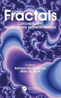 - Fractals: Concepts and Applications in Geosciences - 9781498748711 - V9781498748711