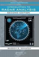 Mahafza, Bassem R. - Introduction to Radar Analysis, Second Edition (Advances in Applied Mathematics) - 9781498761079 - V9781498761079