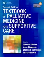 - Textbook of Palliative Medicine and Supportive Care, Second Edition - 9781498772839 - V9781498772839