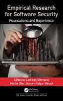 - Empirical Research for Software Security: Foundations and Experience (Series in Security, Privacy and Trust) - 9781498776417 - V9781498776417