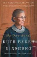 Ginsburg, Ruth Bader - My Own Words - 9781501145254 - 9781501145254