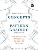 Mullet, Kathy K. - Concepts of Pattern Grading: Bundle Book + Studio Access Card - 9781501312823 - V9781501312823