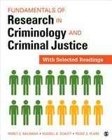 Bachman, Ronet D.; Schutt, Russell K.; Plass, Margaret S. - Fundamentals of Research in Criminology and Criminal Justice - 9781506323671 - V9781506323671