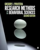 Privitera, Gregory J. - Research Methods for the Behavioral Sciences - 9781506326573 - V9781506326573