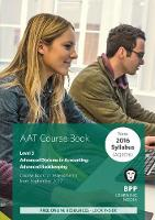 BPP Learning Media - AAT - Advanced Bookkeeping: Coursebook - 9781509712021 - V9781509712021
