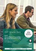 BPP Learning Media - AAT - Management Accounting Costing: Coursebook - 9781509712045 - V9781509712045