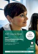 BPP Learning Media - AAT - Credit Management: Coursebook - 9781509712168 - V9781509712168