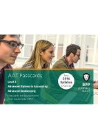 BPP Learning Media - AAT Advanced Bookkeeping: Passcards - 9781509712410 - V9781509712410