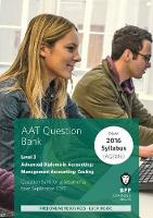 BPP Learning Media - AAT Management Accounting Costing: Question Bank - 9781509712595 - V9781509712595