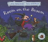 Donaldson, Julia - Room on the Broom - 9781509804771 - V9781509804771