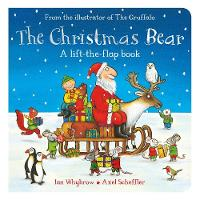 Whybrow, Ian - The Christmas Bear: A Christmas Pop-up Book - 9781509806966 - V9781509806966