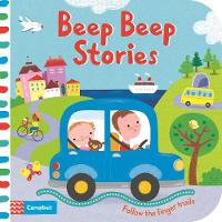 Rinaldo, Luana - Beep Beep Stories (Follow the Finger Trails) - 9781509808991 - V9781509808991