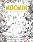 Books, Macmillan Children's - The Moomin Colouring Book - 9781509810024 - V9781509810024
